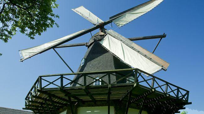 Skenkelsø Mølle Museum