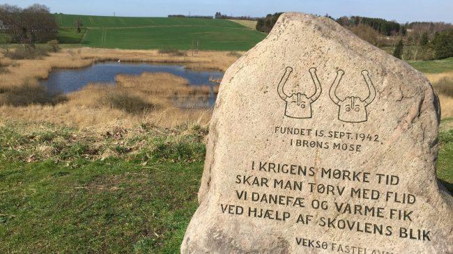 Old News – Opium og rituelle ceremonier ved Veksø mose