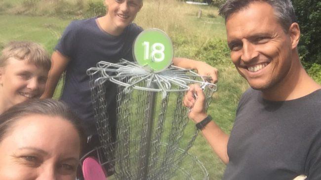 Sjove timer i grønne omgivelser hos Kildedal Event
