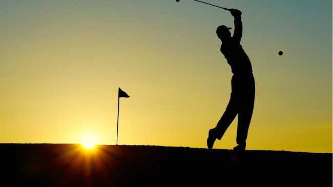 Golfbaner i skønne omgivelser hos Værebro Golfklub