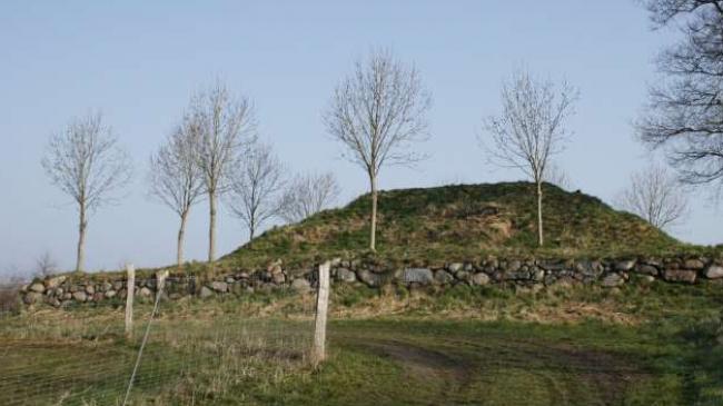 Bronzealderhøjen Gyngehøj