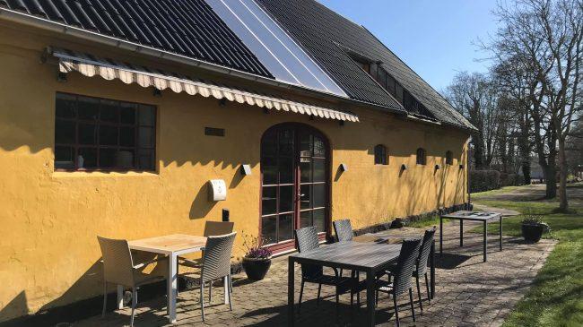 Hjørlundegård Festlokale – Plads til ca. 50 gæster