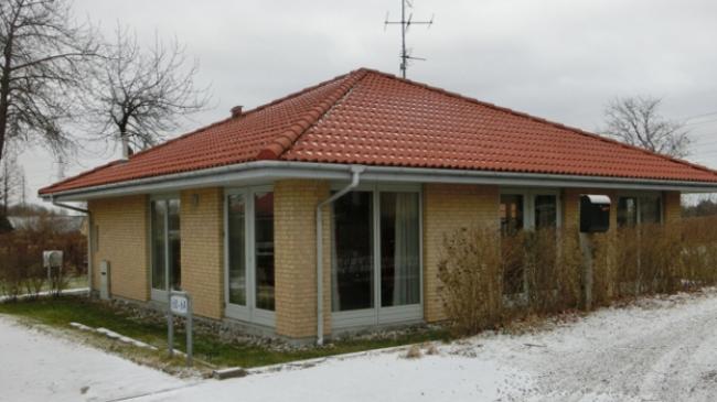 Festlokale med plads til 40 personer på Stenlillevej i Stenløse